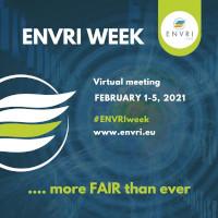 ENVRI WEEK 2021 - Training Event
