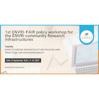 Policy workshop: ENVRI infrastructure policies, practices and technological solutions