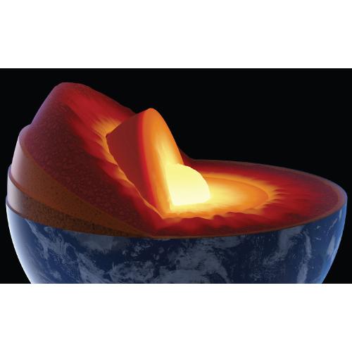 La geosfera e le placche tettoniche