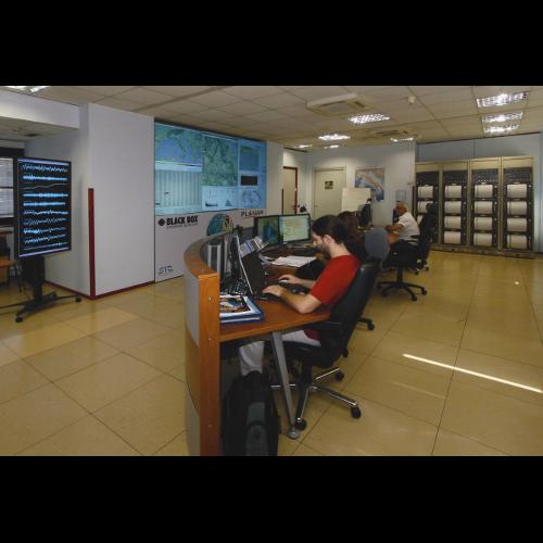 Il servizio di sorveglianza sismica dell'INGV