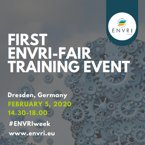 ENVRI WEEK: Training event on Terminologies for ENVRIs: why, what and how