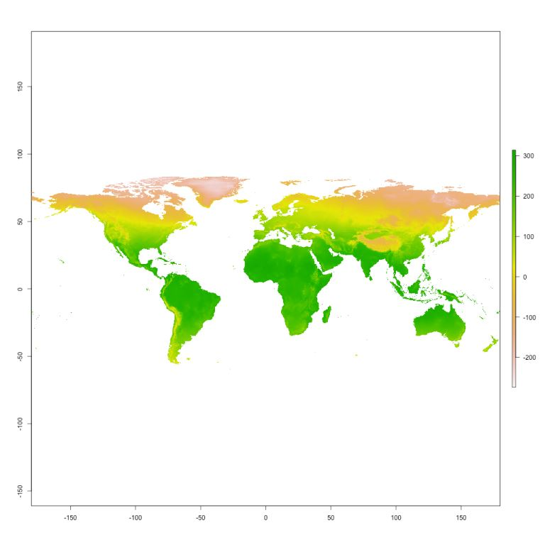 Species Distribution Modelling (SDM)