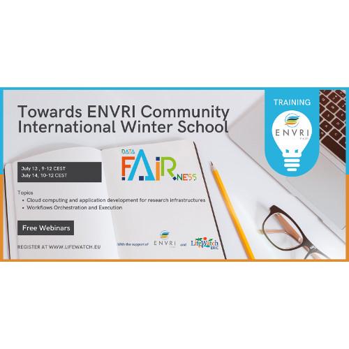Towards ENVRI Community International Winter School DATA FAIRness