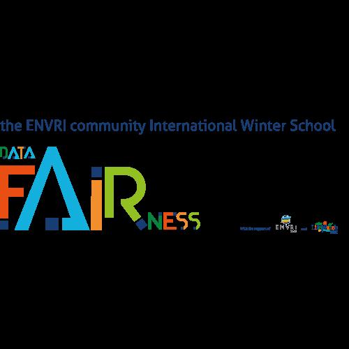 ENVRI Community International Winter School on DATA FAIRness